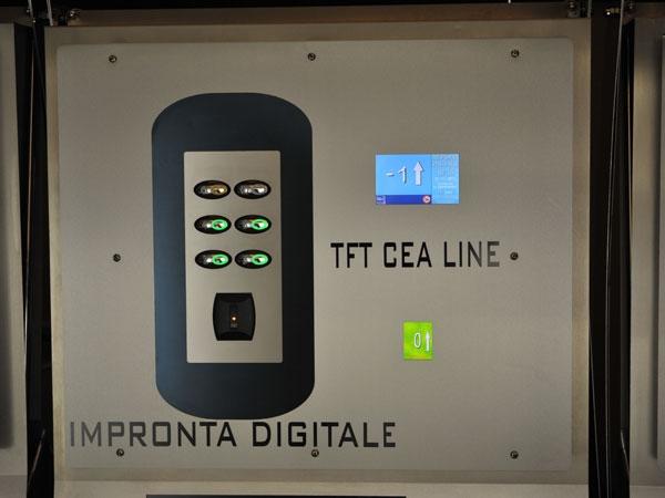 Impronta Digitale cea