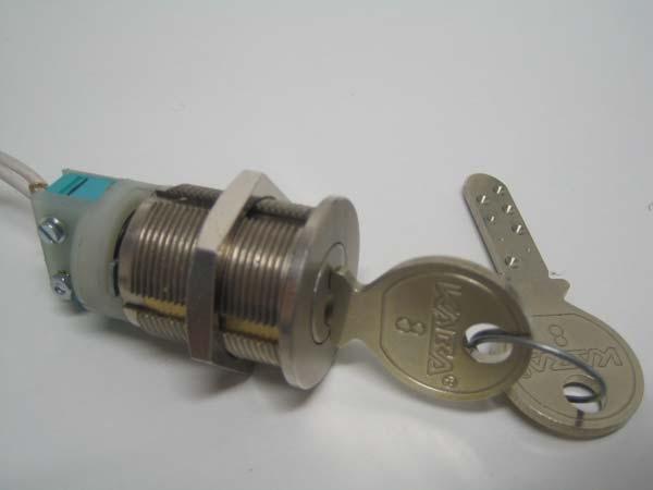 Interruttore chiave-leva cea tipo 9