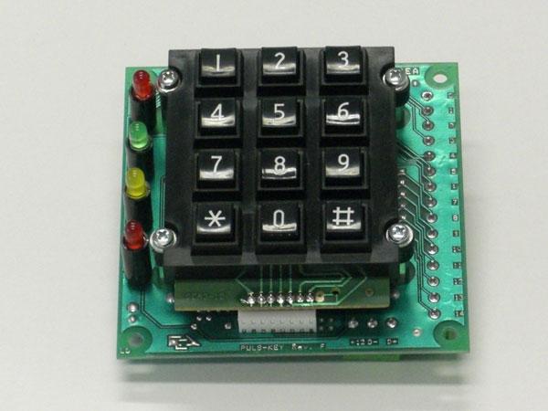 Tastiera Elettronica cea tipo 2