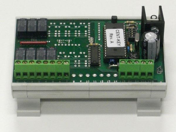 Tastiera Elettronica cea tipo 3