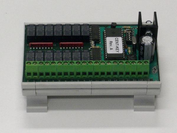 Tastiera Elettronica cea tipo 4