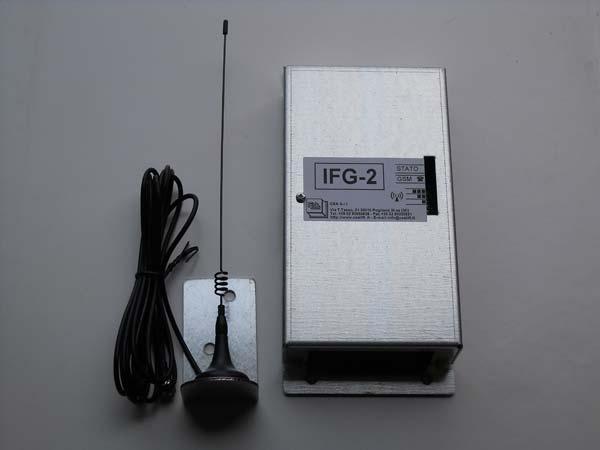 Telesoccorso GSM cea tipo 3